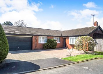Thumbnail 4 bed detached bungalow for sale in Castle Way, Dodleston, Chester