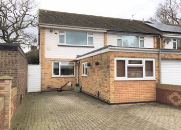 Thumbnail 4 bedroom semi-detached house for sale in Pine Tree Close, Cranford