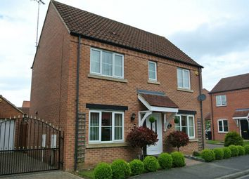 Thumbnail 3 bed detached house for sale in 20 Cowslip Crescent, Bourne, Lincolnshire