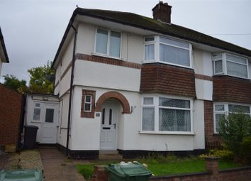 Thumbnail 3 bed semi-detached house for sale in Avenue Road, Sileby, Loughborough