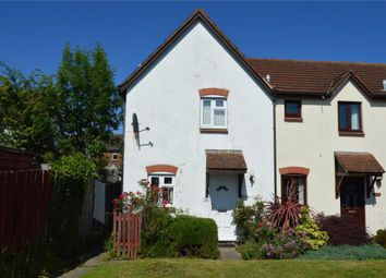 Thumbnail 2 bed end terrace house for sale in Heywood Drive, Starcross, Exeter, Devon