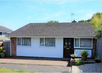 Thumbnail 3 bed detached bungalow for sale in Jessop Close, Hythe, Southampton