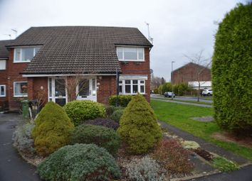Thumbnail 2 bed flat to rent in Dunecroft, Denton, Manchester