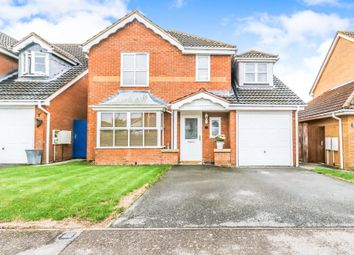 Thumbnail 5 bed detached house for sale in Cheltenham Close, Rushden
