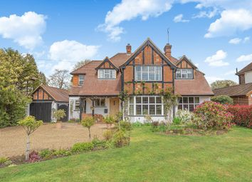 Thumbnail 4 bed detached house for sale in The Gables, Nightingale Avenue, West Horsley