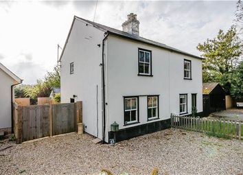 Thumbnail 3 bed semi-detached house for sale in Orchard Road, Great Shelford, Cambridge