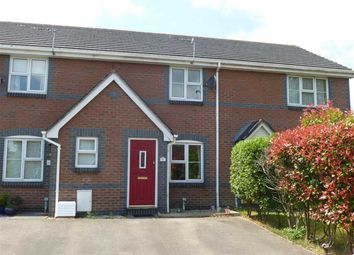 Thumbnail 2 bed terraced house for sale in St. Annes Crescent, Undy, Caldicot