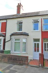 Thumbnail 1 bedroom flat to rent in Blackweir Terrace, Cathays, Cardiff