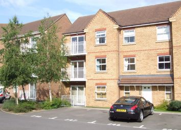 Thumbnail 2 bedroom flat to rent in Kilderkin Court, Parkside, Coventry