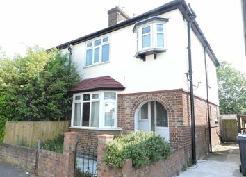 Thumbnail 3 bed semi-detached house to rent in Herbert Road, Kingston, Surrey