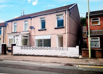 Thumbnail 4 bed terraced house to rent in Trehafod Road, Trehafod, Pontypridd