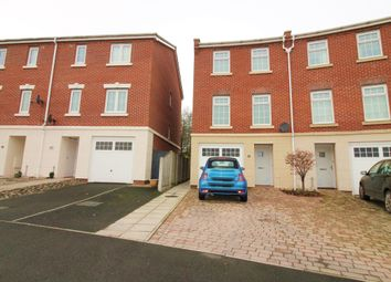 Thumbnail 4 bedroom town house for sale in Lowry Gardens, Carlisle