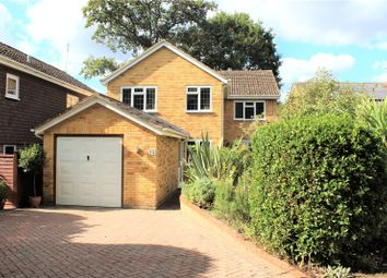 4 bed detached house for sale in Bramble Bank, Frimley Green, Surrey GU16