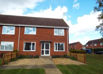 Thumbnail 3 bedroom end terrace house for sale in Fakenham, Norfolk