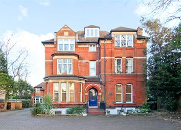 Thumbnail 1 bed flat for sale in Arterberry Road, Wimbledon