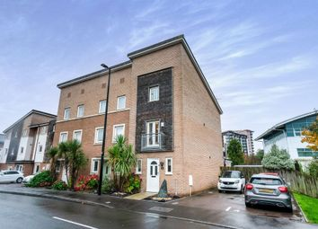 Thumbnail 3 bed end terrace house for sale in Burford Gardens, Cardiff