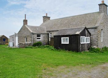 Thumbnail 3 bed farmhouse for sale in Sanday, Orkney