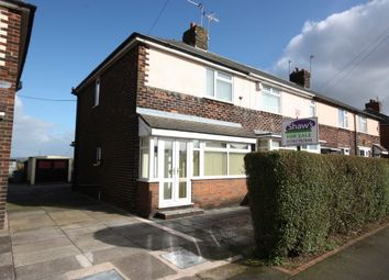 Thumbnail 2 bedroom town house for sale in Sandy Road, Sandyford, Stoke-On-Trent