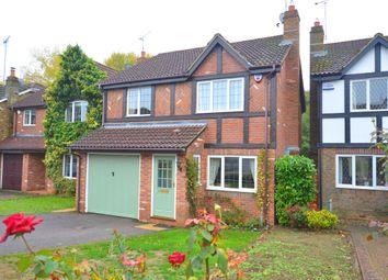 Thumbnail 4 bed detached house for sale in Bankside, Dunton Green, Sevenoaks, Kent