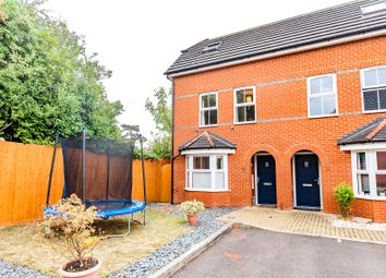 Thumbnail 4 bed end terrace house for sale in Camberley, Surrey