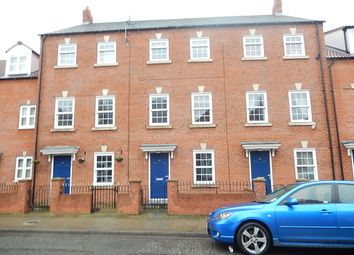 Thumbnail 4 bed town house to rent in St. Margarets, High Street, Marton, Gainsborough