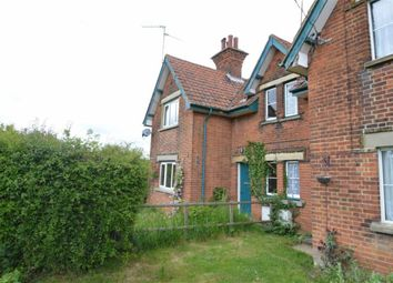 Thumbnail 3 bed cottage to rent in Stewards Green Road, Epping