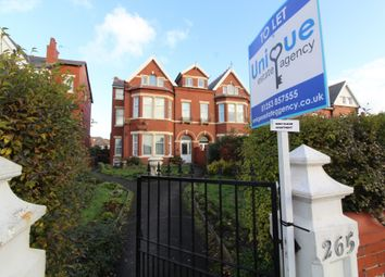 Thumbnail 1 bed flat to rent in 265 Clifton Drive South, Lytham St. Annes, Lancashire