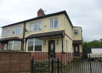 Thumbnail 3 bed semi-detached house for sale in Oak Road, Leeds