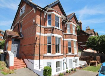Thumbnail 4 bed flat for sale in Dudley Road, Hastings