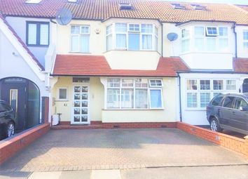 Thumbnail 4 bed terraced house to rent in Firstway, Raynes Park, London