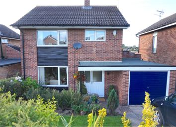 Thumbnail 3 bedroom detached house for sale in Birchover Way, Derby