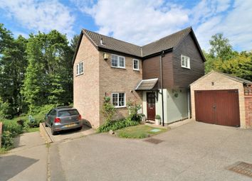 Thumbnail 4 bed detached house for sale in Jack Hatch Way, Wivenhoe, Colchester, Essex