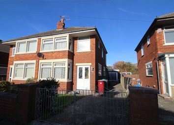 Thumbnail 3 bedroom property for sale in Houseman Place, Blackpool