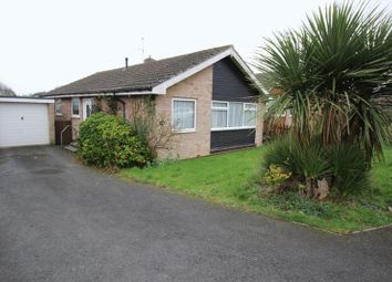 Thumbnail 3 bed bungalow for sale in Crockwells Road, Exminster, Exeter