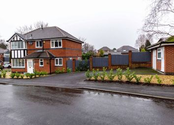 Thumbnail 4 bed detached house for sale in 17 Crofters Green, Euxton
