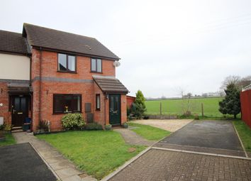 Thumbnail 3 bed end terrace house for sale in Acland Park, Feniton, Honiton