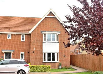 Thumbnail 3 bed semi-detached house for sale in Holly Close, Dunmow