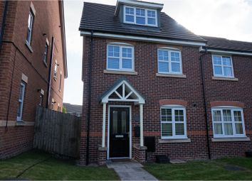 Thumbnail 3 bed semi-detached house for sale in Wallbrook Avenue, Macclesfield