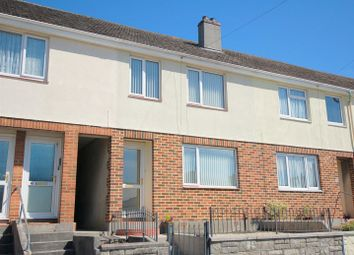 Thumbnail 3 bed terraced house for sale in Sussex Road, Ford, Plymouth