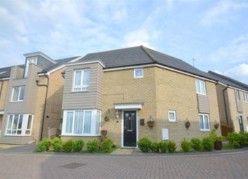 Thumbnail 3 bed detached house for sale in Cromwell Drive, Hinchingbrooke, Huntingdon, Cambridgeshire