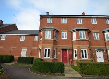 Thumbnail 4 bed terraced house for sale in Kent Walk, Duston, Northampton