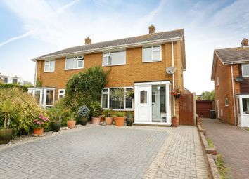 3 bed semi-detached house for sale in Clifford Gardens, Walmer, Deal CT14