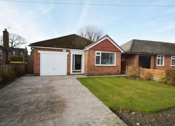 Thumbnail 2 bed detached bungalow to rent in Mona Avenue, Heald Green, Cheadle