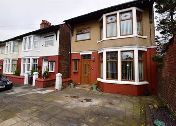 Thumbnail 3 bed property for sale in Northop Road, Wallasey, Merseyside