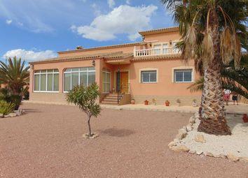 Thumbnail 4 bed villa for sale in Aspe, Alicante, Valencia, Spain