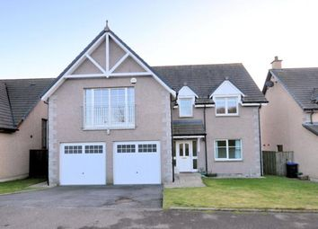 Thumbnail 5 bed detached house to rent in St. James Walk, Inverurie