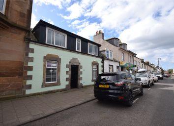 Thumbnail 5 bed terraced house for sale in High Street, Stewarton, Kilmarnock, East Ayrshire