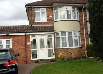 Thumbnail 3 bed semi-detached house for sale in Ashville Avenue, Birmingham
