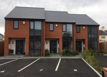 Thumbnail 3 bedroom town house to rent in Wings Court, 55 Station Road, Little Sutton, Ellesmere Port