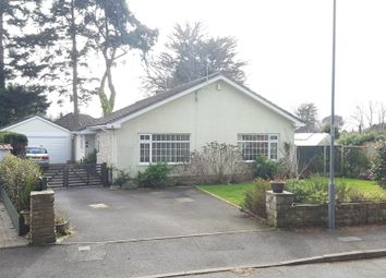 Thumbnail 4 bed detached bungalow for sale in Druids Close, West Parley, Ferndown